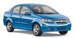 Chevrolet Aveo седан II