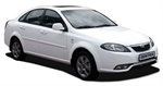 Daewoo Gentra седан II