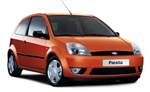 Ford Fiesta хэтчбек V
